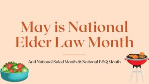 May is National Elder Care Month: But What is It?